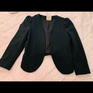 Urban Outfitter Pins & Needles Cropped Blazer
